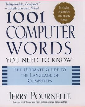 1001 Computer Words You need to know - Elex Academic Bookstore