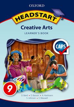 Headstart Creative Arts Grade 9 Learner's Book - Elex Academic Bookstore