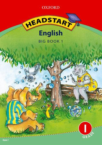 Headstart English First Additional Language Grade 1 Big Book 1 (Approved) - Elex Academic Bookstore