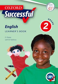 Oxford Successful English First Additional Language Grade 2 Learner's Book (Approved) - Elex Academic Bookstore