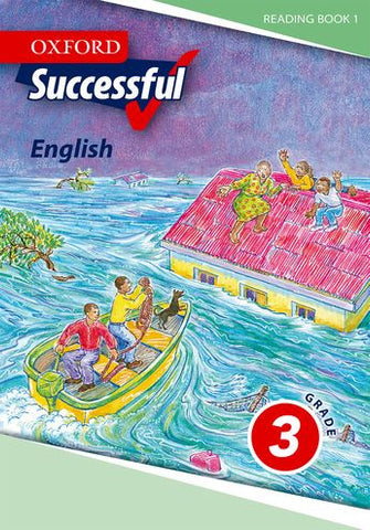 Oxford Successful English First Additional Language Grade 3 Reading Book 1 (Approved) - Elex Academic Bookstore