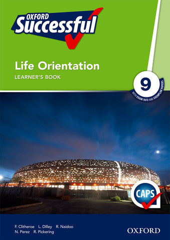 Oxford Successful Life Orientation Grade 9 Learner's Book (CAPS)
