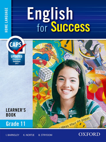English for Success Home Language Grade 11 Learner's Book (CAPS) (Approved)