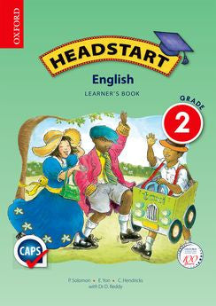 Headstart English First Additional Language Grade 2 Learner's Book (Approved) - Elex Academic Bookstore
