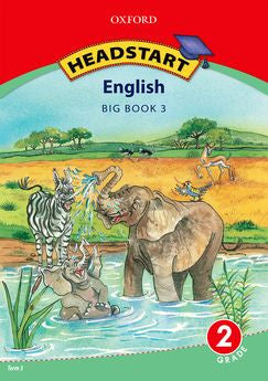 Headstart English First Additional Language Grade 2 Big Book 3 (Approved) - Elex Academic Bookstore