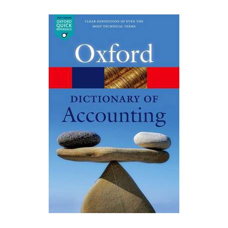 Oxford dictionary of accounting 5ed