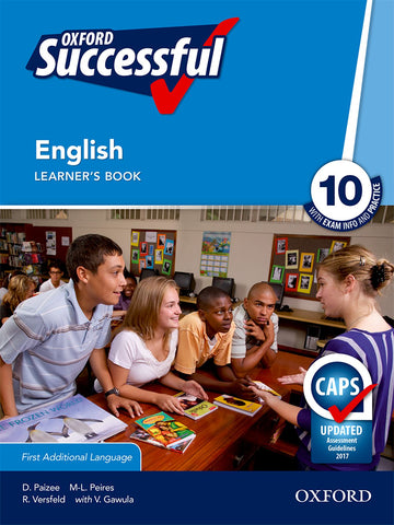 Oxford Successful English Grade 10 Learner's Book (CAPS)