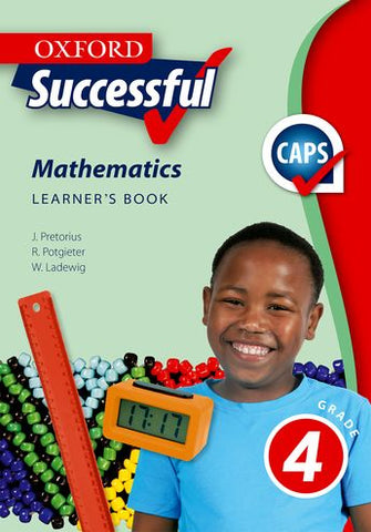 Oxford Successful Mathematics Grade 4 Learner's Book (Approved) - Elex Academic Bookstore