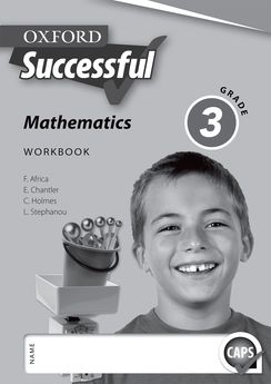 Oxford Successful Mathematics Grade 3 Workbook (Approved) - Elex Academic Bookstore