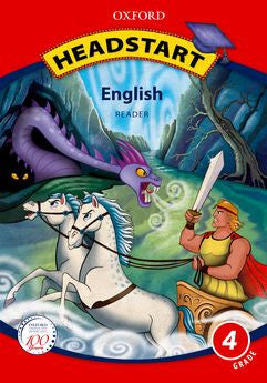 Headstart English First Additional Language Grade 4 Reader (Approved) - Elex Academic Bookstore