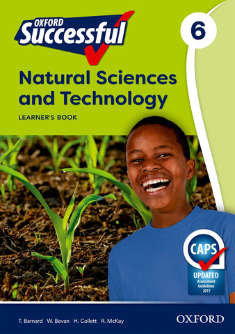 Oxford Successful Natural Sciences & Technology Grade 6 Learner's Book