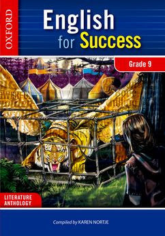 English for Success Home Language Grade 9 Literature Anthology (Approved) - Elex Academic Bookstore