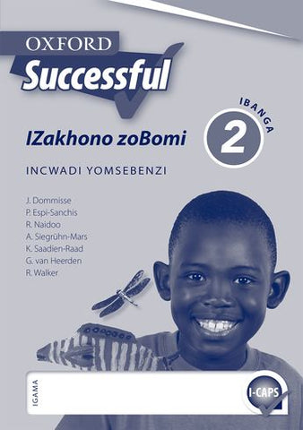 Oxford Successful Life Skills Grade 2 Workbook (IsiXhosa)  Oxford Successful IzaKhono zoBomi IBanga 2 INcwadi yoMsebenzi (CAPS) - Elex Academic Bookstore
