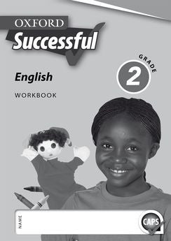 Oxford Successful English First Additional Language Grade 2 Work Book (Approved)