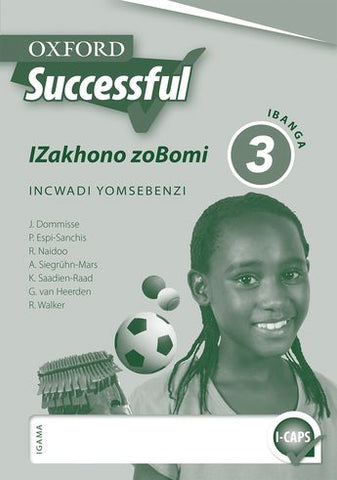 Oxford Successful Life Skills Grade 3 Workbook (IsiXhosa)  Oxford Successful IzaKhono zoBomi IBanga 3 INcwadi yoMsebenzi (CAPS) - Elex Academic Bookstore