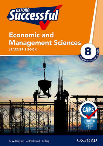 Oxford Successful Economic & Management Sciences Grade 8 Learner's Book