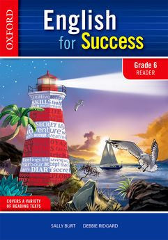 English for Success Home Language Grade 6 Reader (Approved) - Elex Academic Bookstore