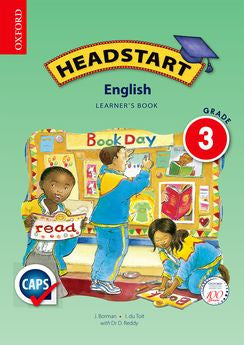 Headstart English First Additional Language Grade 3 Learner's Book (Approved) - Elex Academic Bookstore