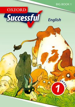 Oxford Successful English First Additional Language Grade 1 Big Book 1 (Approved) - Elex Academic Bookstore