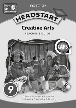 Headstart Creative Arts Grade 9 Teacher's Guide - Elex Academic Bookstore