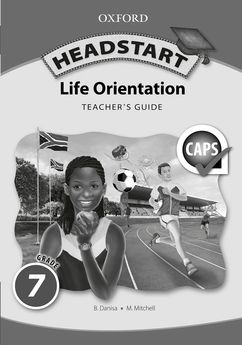 Headstart Life Orientation Grade 7 Teacher's Guide - Elex Academic Bookstore