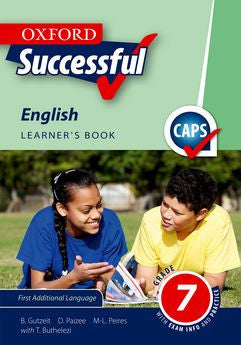 Oxford Successful English First Additional Language Grade 7 Learner's Book (Approved) - Elex Academic Bookstore