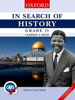 In Search of History Grade 11 Learner's Book - Elex Academic Bookstore