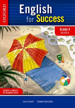 English for Success Home Language Grade 4 Reader (CAPS) (Approved) - Elex Academic Bookstore