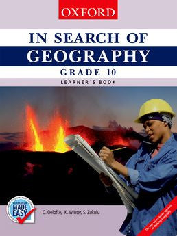 In Search of Geography Grade 10 Learner's Book - Elex Academic Bookstore