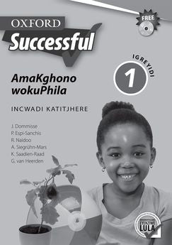 Oxford Successful Life Skills Grade 1 Teacher's Guide (IsiNdebele)  Oxford Successful AmaKghono wokuPhila IGreyidi 1 INcwadi KaTitjhere (CAPS) - Elex Academic Bookstore