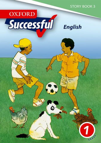 Oxford Successful English First Additional Language Grade 1 Story Book 3 (Approved) - Elex Academic Bookstore