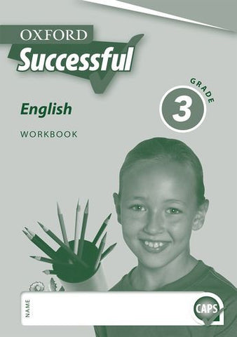 Oxford Successful English First Additional Language Grade 3 Workbook (Approved) - Elex Academic Bookstore