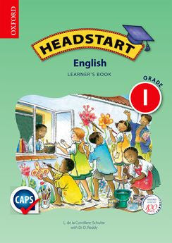 Headstart English First Additional Language Grade 1 Learner's Book (Approved) - Elex Academic Bookstore
