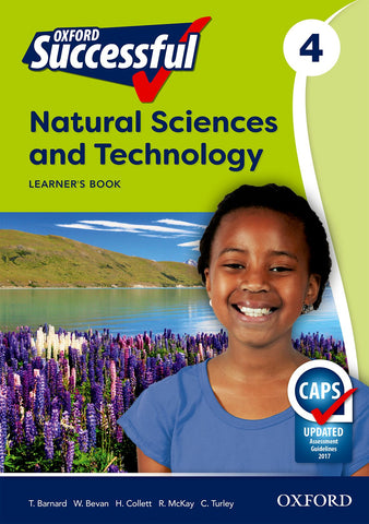 Oxford Successful Natural Sciences & Technology Grade 4 Learner's Book