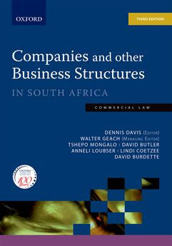 Companies & Other Business Structures 3e - Elex Academic Bookstore