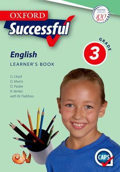 Oxford Successful English First Additional Language Grade 3 Learner's Book (Approved) - Elex Academic Bookstore