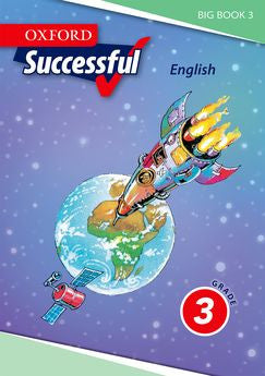 Oxford Successful English First Additional Language Grade 3 Big Book 3 (Approved) - Elex Academic Bookstore