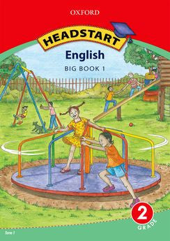Headstart English First Additional Language Grade 2 Big Book 1 (Approved) - Elex Academic Bookstore