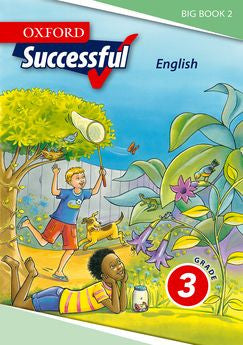 Oxford Successful English First Additional Language Grade 3 Big Book 2 (Approved) - Elex Academic Bookstore