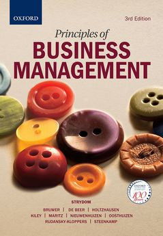 Principles of Business Management 3e - Elex Academic Bookstore