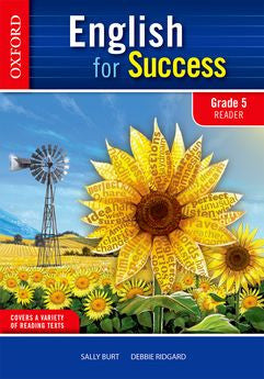 English for Success Home Language Grade 5 Reader (Approved) - Elex Academic Bookstore