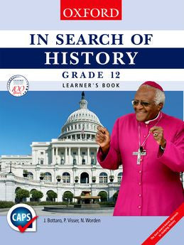 In Search of History Grade 12 Learner's Book - Elex Academic Bookstore