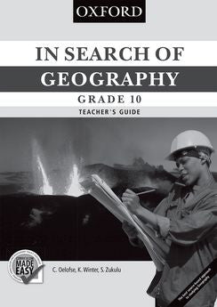 In Search of Geography Grade 10 Teacher's Guide - Elex Academic Bookstore