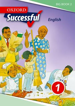 Oxford Successful English First Additional Language Grade 1 Big Book 2 (Approved) - Elex Academic Bookstore