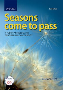 Seasons Come to Pass: A Poetry Anthology for Southern African Students 3e - Elex Academic Bookstore