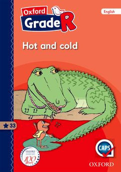 Oxford Grade R Graded Reader 33: Hot and cold - Elex Academic Bookstore
