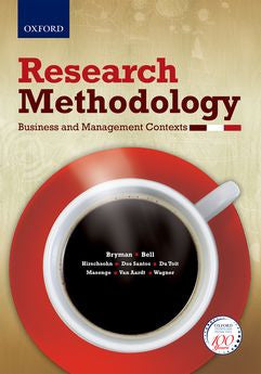 Research Methodology: Business and Management Contexts - Elex Academic Bookstore