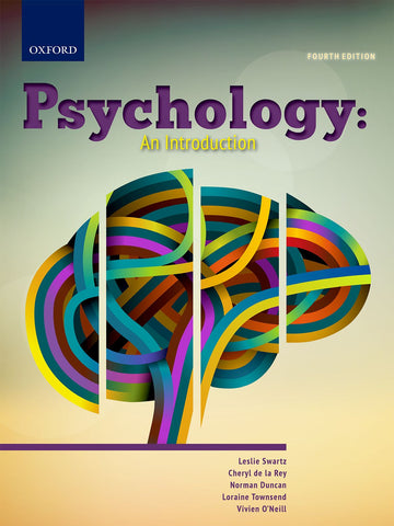 Psychology: An Introduction 4e