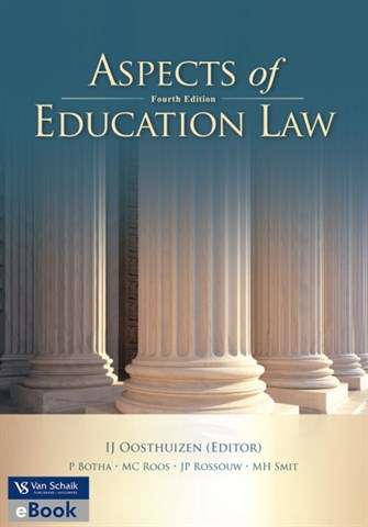 Aspects of Education Law - Elex Academic Bookstore
