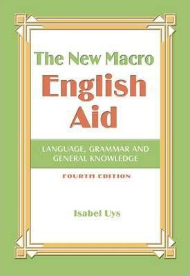 The New Macro English Aid : Language, Grammar and General Knowledge - Elex Academic Bookstore